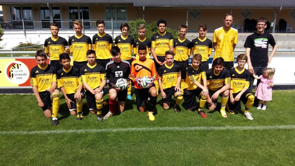 C-Jugend 2015